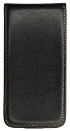 Forcell Slim Flip Case for HTC Desire 300 Black
