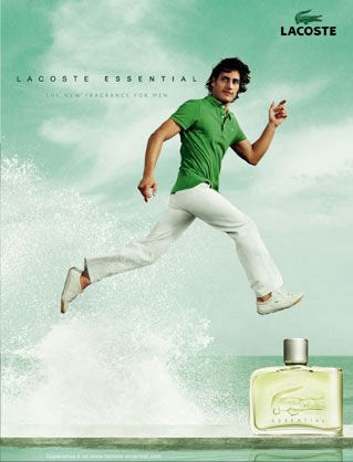 Smaržas Lacoste Essential 125ml EDT