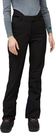 Audimas Womens Ski Trousers Black 168/42