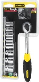 Stanley 0-94-611 Microtough Socket Set 3/8''