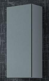 Cama Meble Vigo 90 Full Cabinet White/Grey Gloss