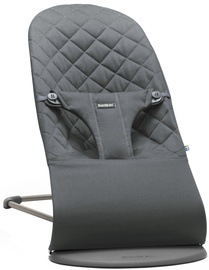 BabyBjorn Bouncer Bliss Anthracite Cotton 006021