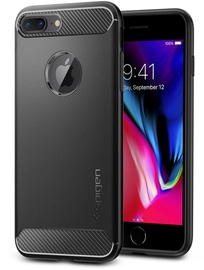 Spigen Rugged Armor Back Case For Apple iPhone 7 Plus/8 Plus Black