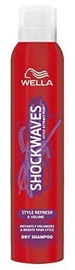 Wella Shockwaves Style Refresh & Volume Dry Shampoo 180ml