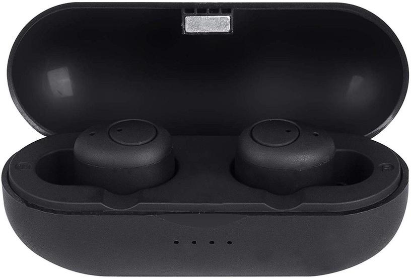 Наушники Trevi Hmp 12E05 Airbuds Black, беспроводные