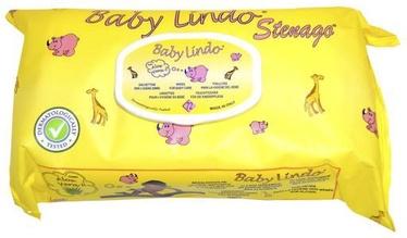 Mitrās salvetes Baby Lindo Stenago, 72 gab.