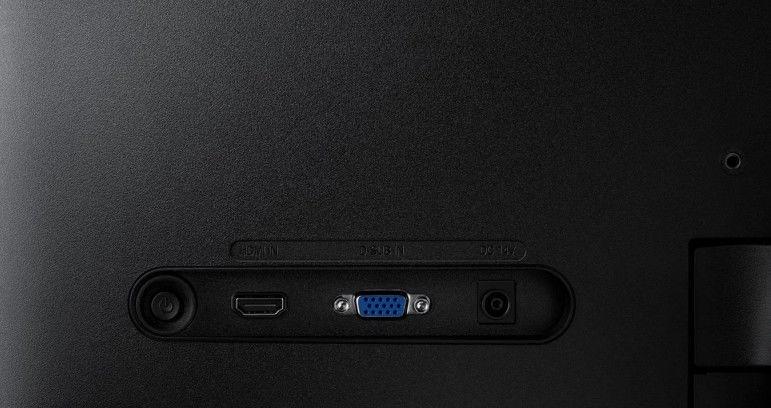 "Monitors Samsung S24R350FHUX, 23.8"", 5 ms"
