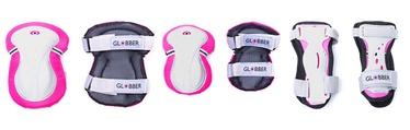 Globber Kids Protective Gear Deep Pink XS 541-110