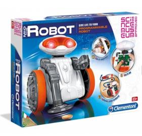 ROTAĻLIETA THE ROBOT 75021BL (CLEMENTONI)