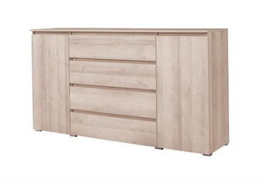 Maridex Cosmo C06 Chest Of Drawers Sonoma Oak