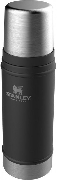 Stanley Classic Thermos 0.47l Black Matt