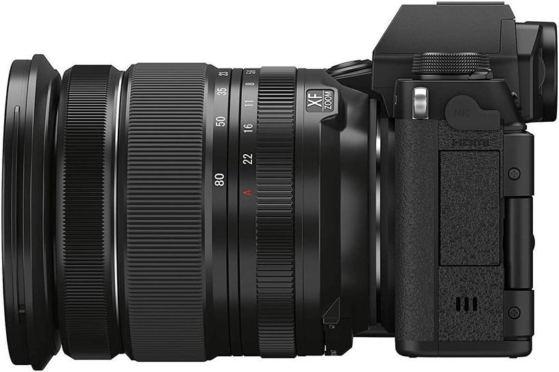 Fujifilm X-S10 + XF16-80mm