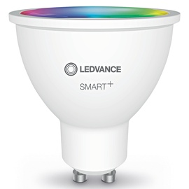 Viedā spuldze Ledvance LED, GU10, PAR16, 5 W, 350 lm, 2700 - 6500 °K, rgb, 3 gab.