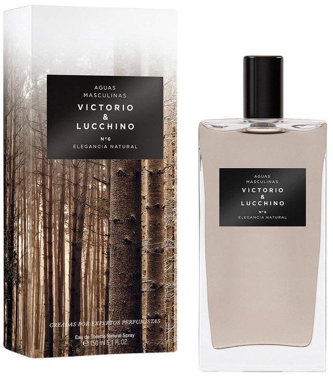 Victorio & Lucchino Agua Masculina No.6 Elegancia Natural 150ml EDT