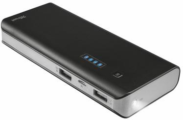 Uzlādēšanas ierīce – akumulators Remax Primo 21689, 13000 mAh, melna/pelēka