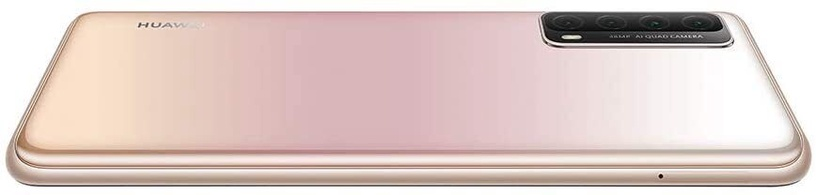 Mobilais telefons Huawei P Smart 2021 Blush Gold, 128 GB