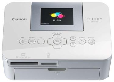 Tintes printeris Canon SELPHY CP1000, krāsains