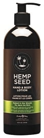 Hemp Seed Hand & Body Lotion 473ml Naked In The Woods