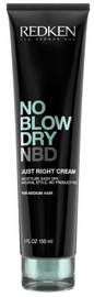Redken No Blow Dry Just Right Cream 150ml