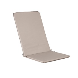 Home4you Ohio Chair Cover 50x120x2.5cm Beige