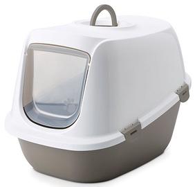 Savic Cat Toilet Leo White