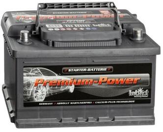 Akumulators IntAct Premium Power, 12 V, 75 Ah, 720 A