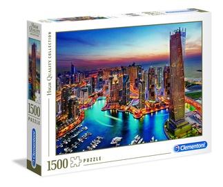 Пазл Clementoni Dubai 31814, 1500 шт.