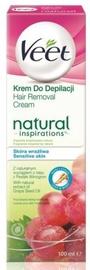 Veet Natural Inspirations Grape Seed Depilatory Cream 100ml