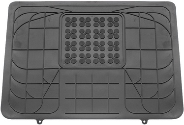 REZAW-PLAST Universal Rear Middle Rubber Floor Mats