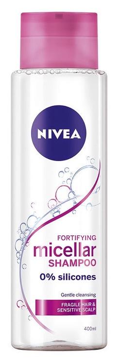 Nivea Fortifying Micellar Shampoo 400ml