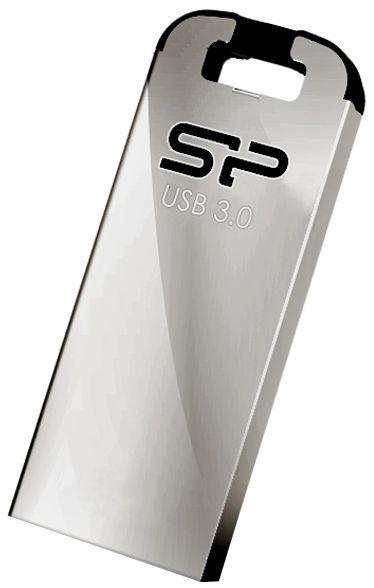 USB atmiņas kartes Silicon Power Jewel J10 Silver, USB 3.0, 16 GB