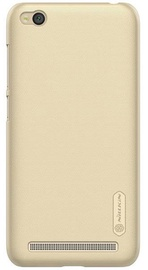 Nillkin Super Frosted Shield Back Case With Screen Protector For Xiaomi Redmi 5A Gold