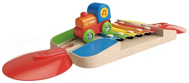 Интерактивная игрушка Hape Xylophone Melody Track Toy E3813
