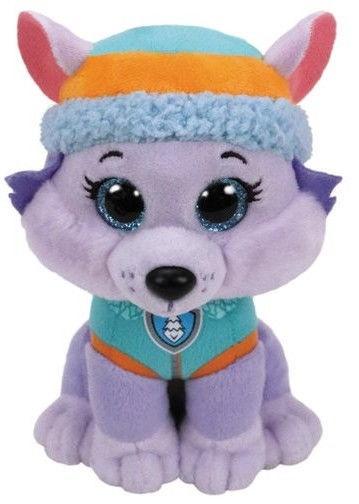 Mīkstā rotaļlieta Meteor TY Beanie Boos Paw Patrol Everest, 24 cm