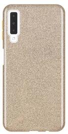 Wozinsky Glitter Shining Back Case For Samsung Galaxy A7 A750 Gold