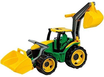 Lena Maxi Tractor With Front Loader & Shovel Green 2080