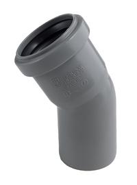 Колено Magnaplast Elbow Pipe Grey 30° 50mm