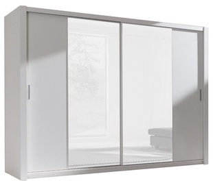 GIB Meble MT-220 Wardrobe White