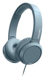 Наушники Philips TAH-4105, синий