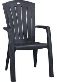 Садовый стул Keter Santorini, черный