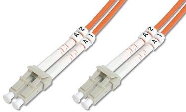 Digitus Fiber Optic Patch Cord LC/LC OM2 5m