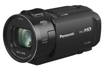 Panasonic HC-V800EP-K Black