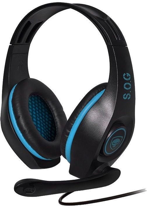 Spēļu austiņas Spirit Of Gamer PRO-H5 Blue