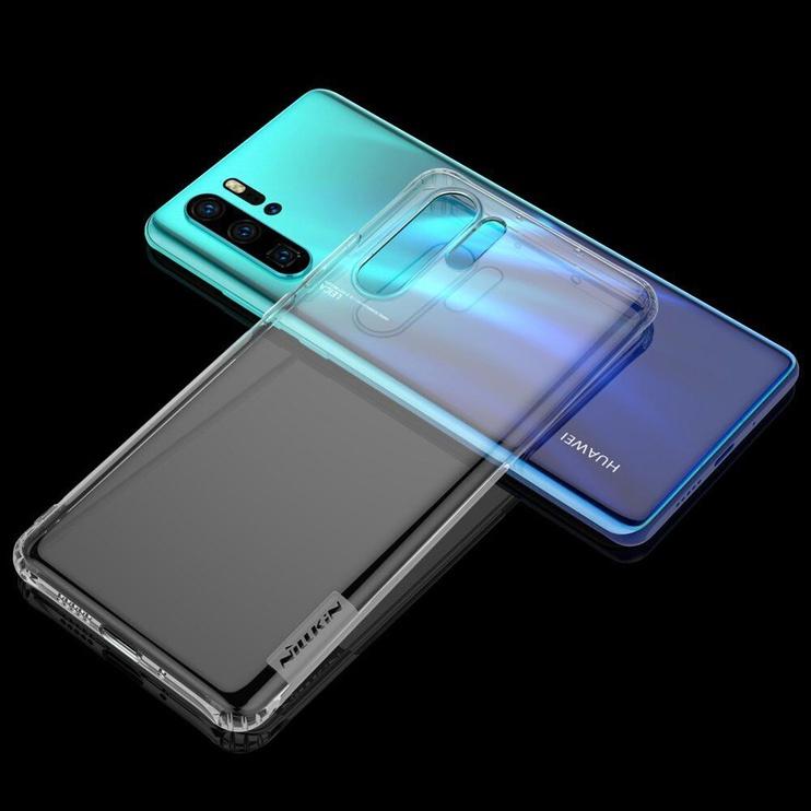Nillkin Nature Gel Ultra Slim Back Case For Huawei P30 Pro Transparent