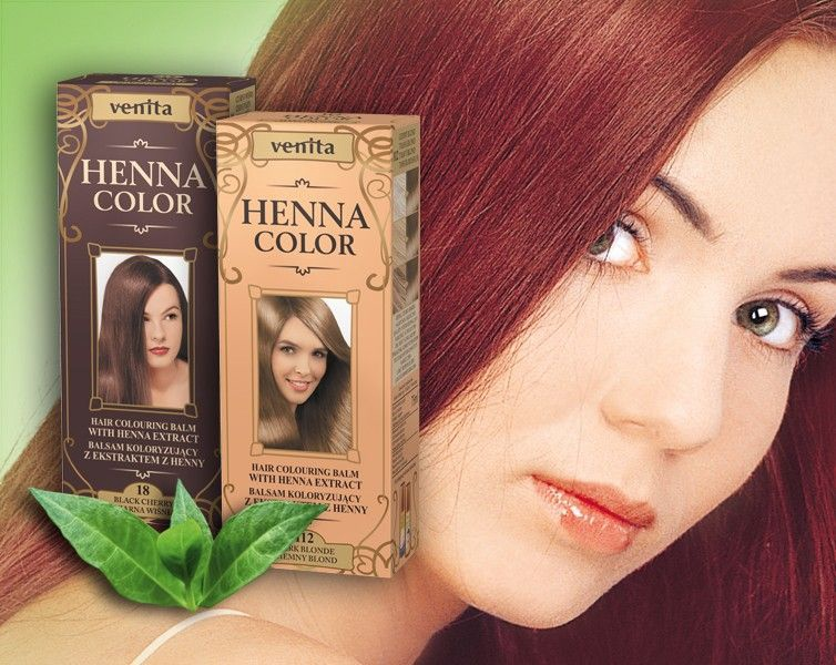 Venita Henna Color Balsam 50ml 113