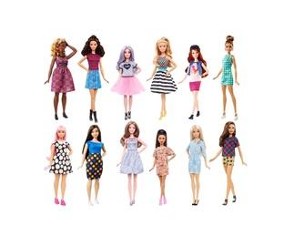Lelle Mattel Barbie Fashionistas Doll FBR37