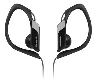 Наушники Panasonic HS34E, черный/серый