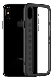 Hoco Premium Star Shadow Back Case For Apple iPhone X Black