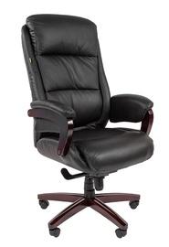 Офисный стул Chairman 404 Black