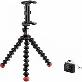 Selfiju statīvs JOBY GripTight ONE GP Magnetic Impulse, melna